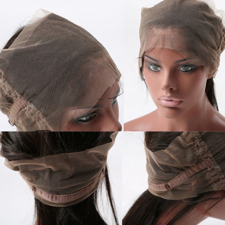 SocoosoHairWig peruvian 2 pcs body wave virgin human hair weave add 1 pcs circle 360 lace frontal