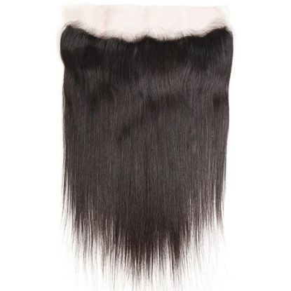 1pcs SocoosoHairWig indian straight virgin hair 13x4 inch lace frontal