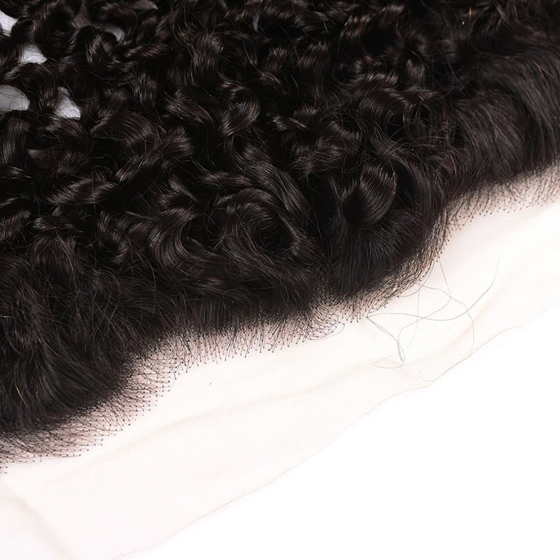 SocoosoHairWig 4 types of peruvianmalaysianbrazilianindian curly virgin hair transparent 13x4 ear to ear